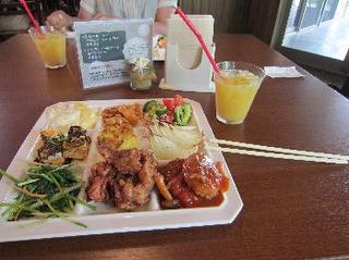 Restaurant of ROSA & BERRY ( ローザンベリーのレストラン ) 1.jpg